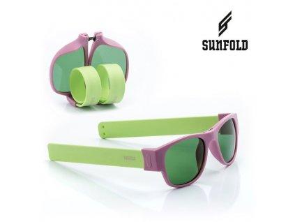 Sluneční brýle Sunfold PA6 Roll-up