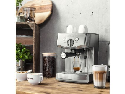 Pákové espresso Gastroback 42709