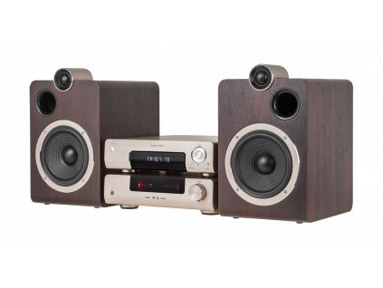 HiFi multimediální systém s CD/DVD/MP3 Kruger&Matz KM1908