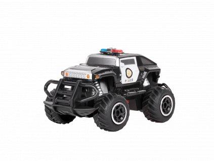 Auto na dálkové ovládání mini POLICIE