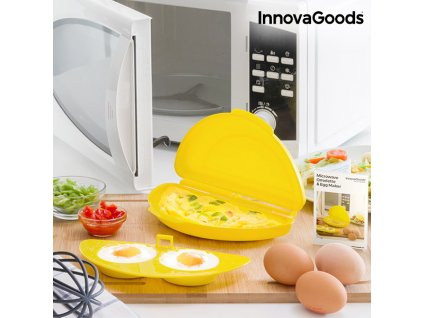 Sada na přípravu omelety InnovaGoods