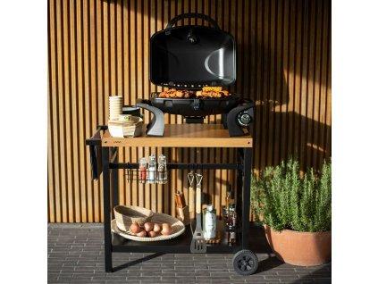 Stůl pro plancha grily Livoo GS131