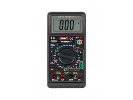 Digitální multimetr Uni-T M890C+