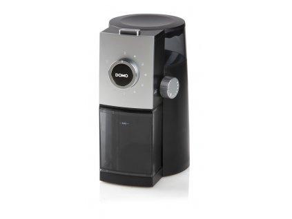 Mlýnek na kávu elektrický s mlecími kameny - DOMO DO42440KM