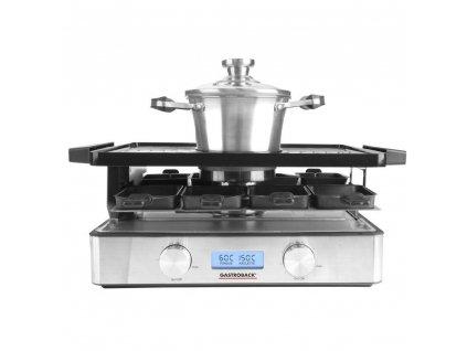 Design Raclette-Fondue Gastroback 42562