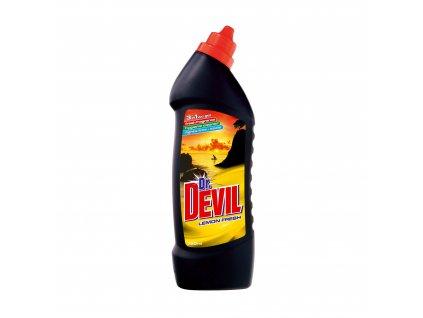 Dr. Devil Lemon 3v1 WC tekutý čistič 750 ml