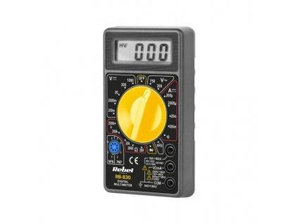 Digitální multimetr REBEL RB-830