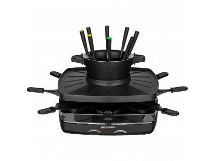 Raclette-Fondue gril Gastroback 42567