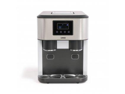 Výrobník ledu s dávkovačem vody Livoo DOM456
