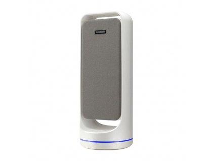 Čistička vzduchu Black+Decker, BXAP60E, filtrace HEPA 12+, indikátor filtru, dotykový panel, 4 rychlosti, LED kroužek, 19 dB