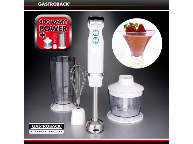Tyčový mixér Gastroback 40974