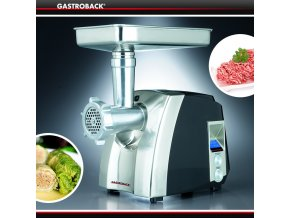 Elektrický mlýnek na maso Gastroback 41406