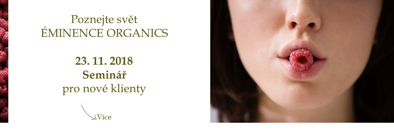 Poznejte svět Éminence Organics