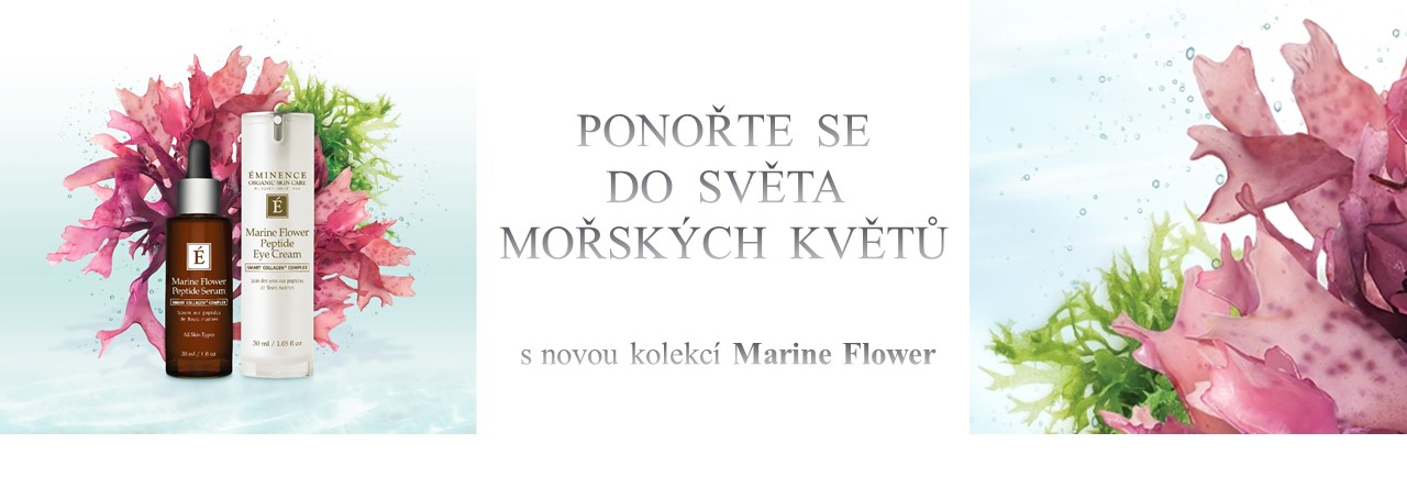 Marine Flower kolekce