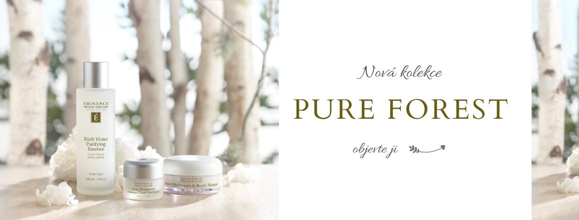 Nová kolekce Pure Forest