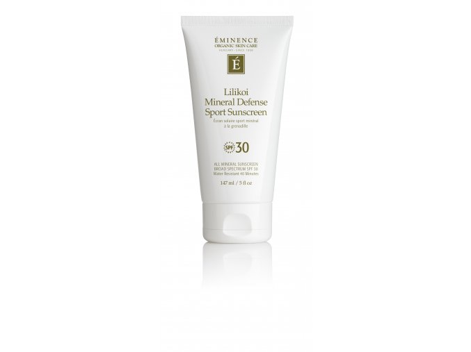 eminence organics lilikoi mineral defense sport sunscreen fpo 0