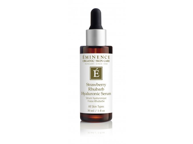 eminence organics strawberry rhubarb hyaluronic serum 0