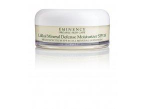 eminence organics lilikoi mineral defense moisturizer spf33 pantone 350