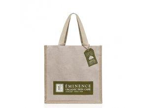 eminence organics jute bag medium front v2 400pix