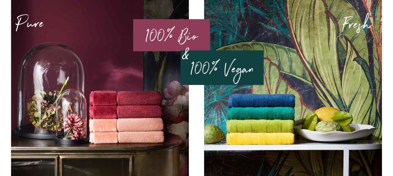 Kolekce ručníků a osušek Vossen