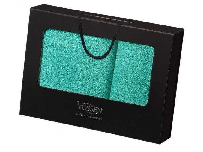 9700000708 Vossen One Size Geschenkset Calypso Feeling capri blue capri blue one size 1