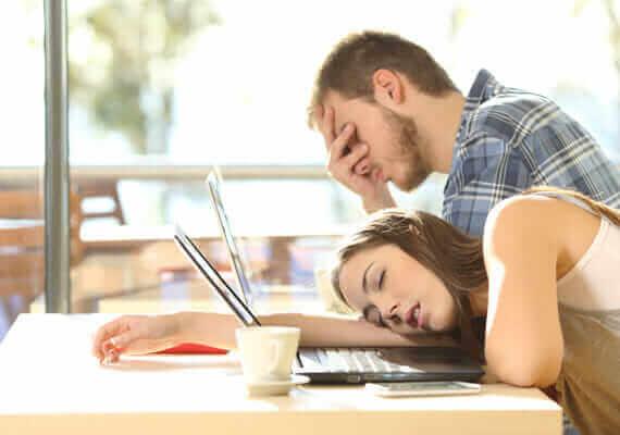 Ako splatiť spánkový dlh?