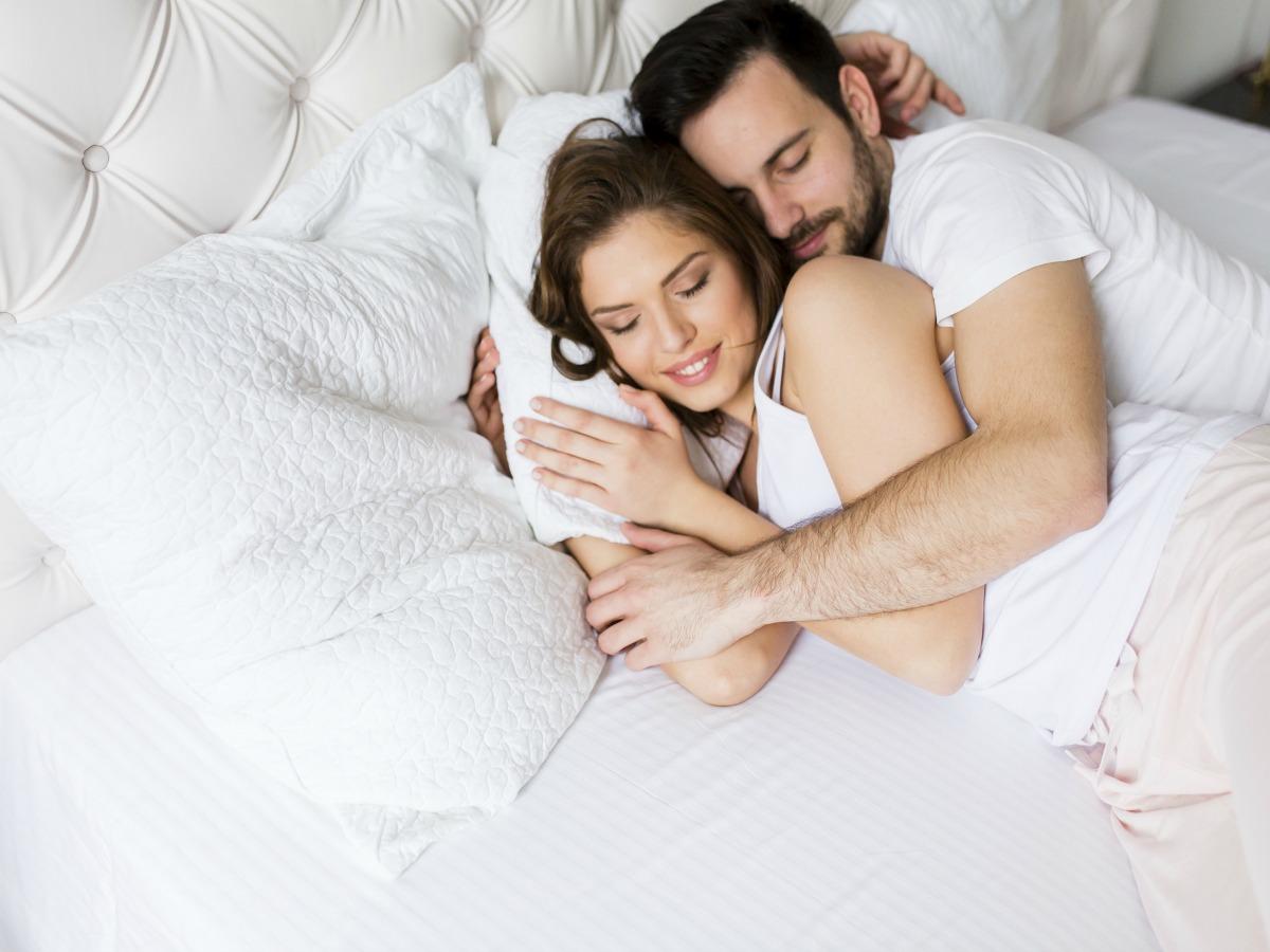Spánok a sex spolu súvisia.
