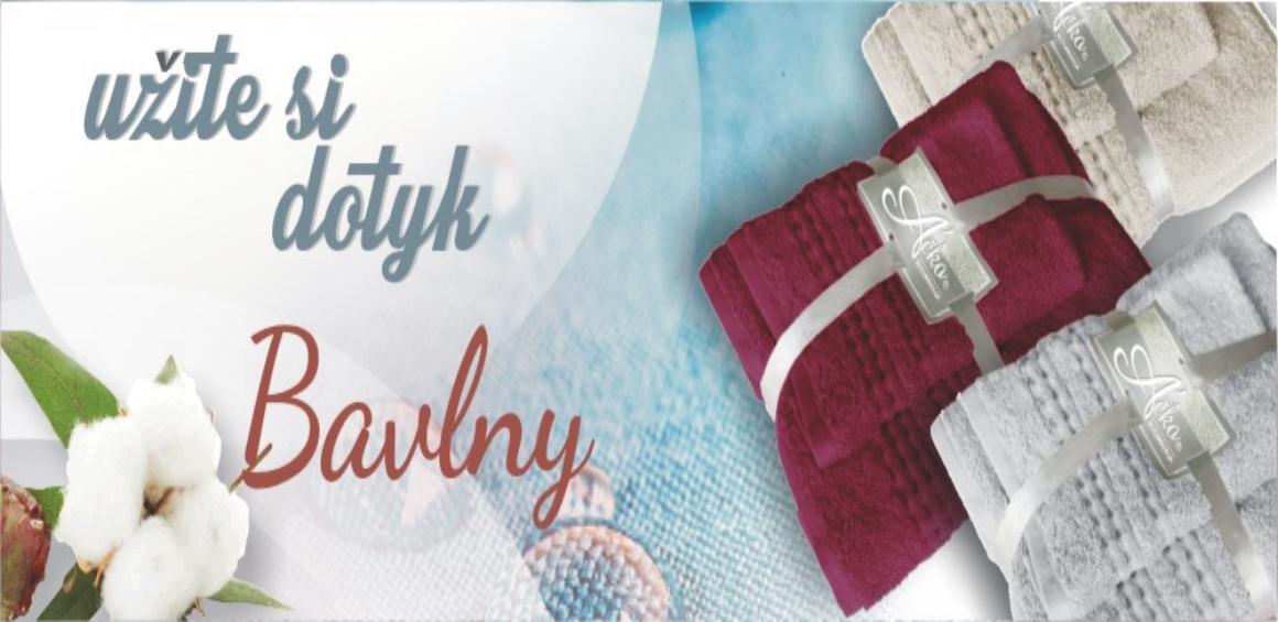 uteráky a osušky Dobby