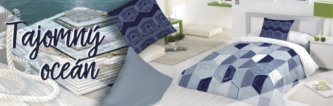 posteľné obliečky mićroprint