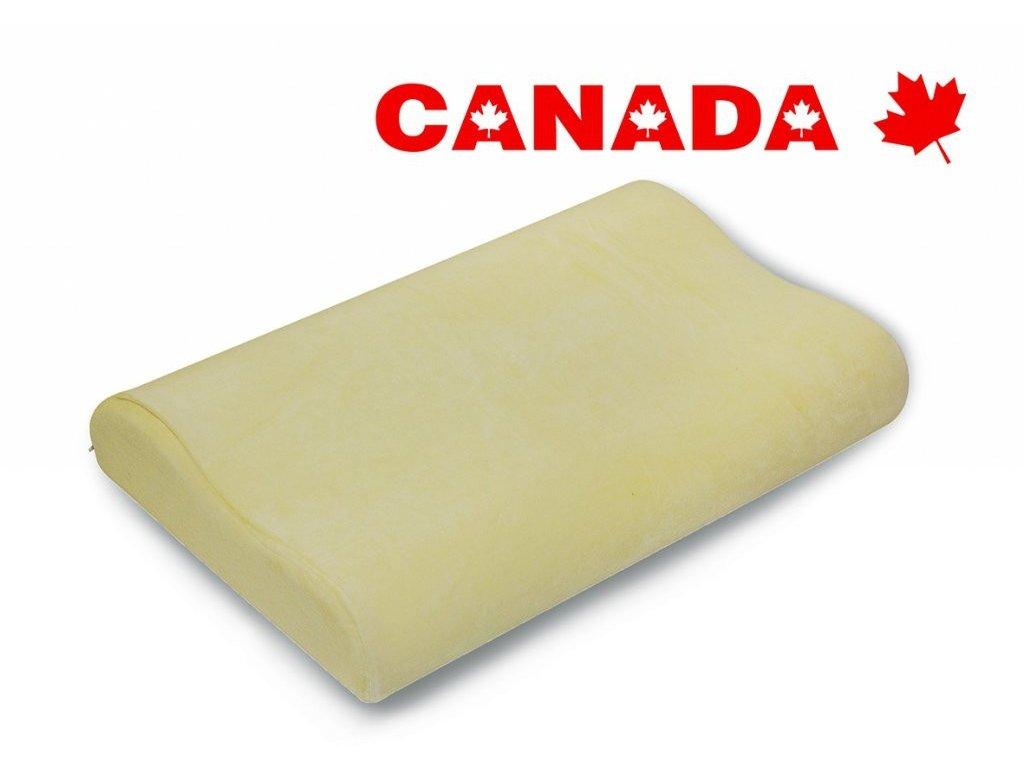 anatomický vankúš Canada small
