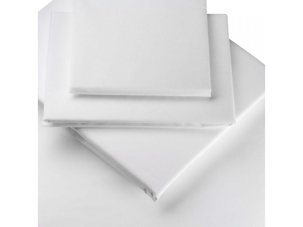 Prestieradlá a plachty biele 140x240 cm