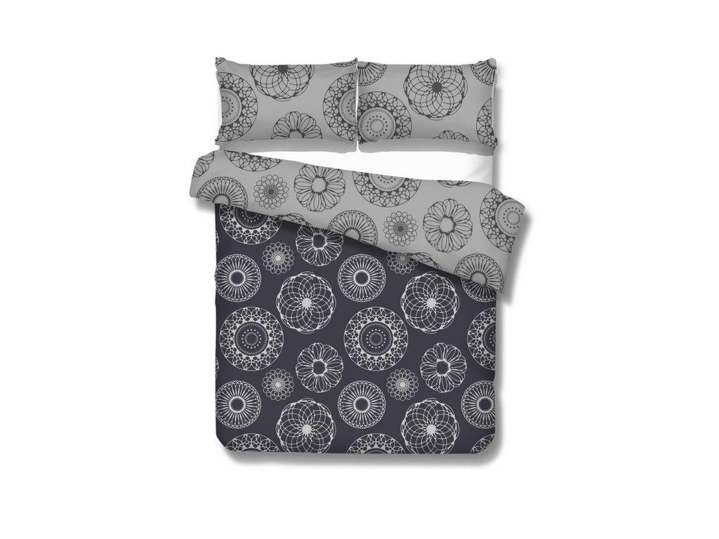 obliečky Ontario grey