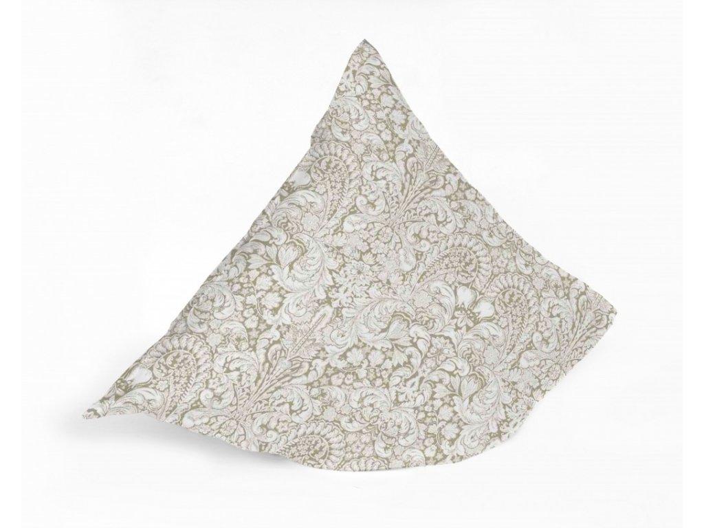 jerusalem silver grey návliečky