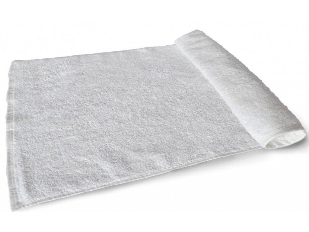 kúpeľňová predložka Hotelia 50x70 cm farba biela