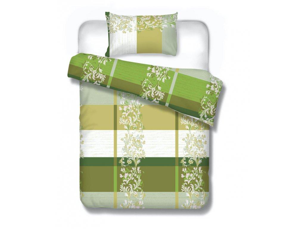 bavlnené obliečky Dobšiná GREEN