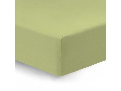 napinacia plachta jersey deluxe zelena detail