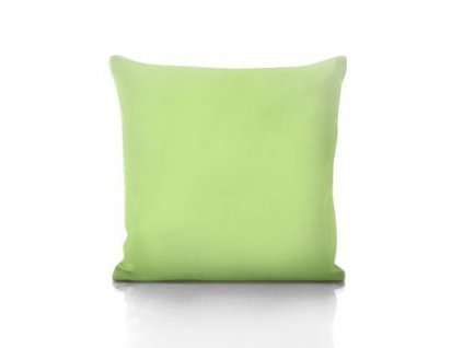 zelený vankúš 50x50 cm