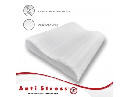 anatomický vankúš antistress