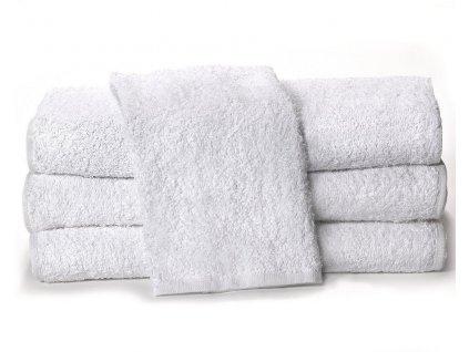 biele uteráky a osuška Calypso