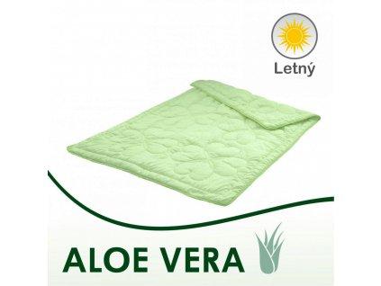 letný paplón Aloe Vera