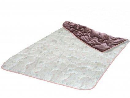 hrejivá deka Velvet Micro PARIS ROSA