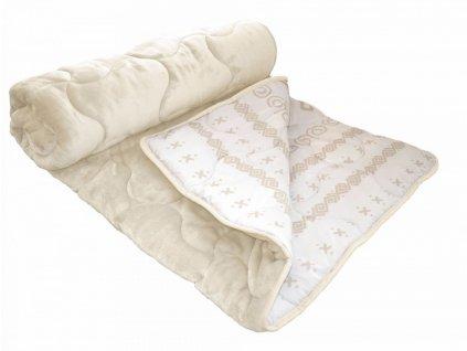 hrejivá deka Velvet Micro CICMANY beige