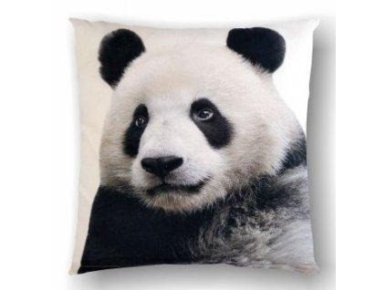 vankúš s medveďom Panda