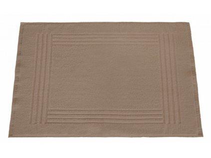 kúpeľňová predložka Sofi 50x70 cm farba hnedá