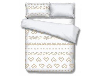 slovenské posteľné obliečky Čičmany