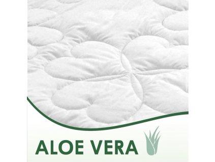 Aloe Vera paplóny 140x200 cm