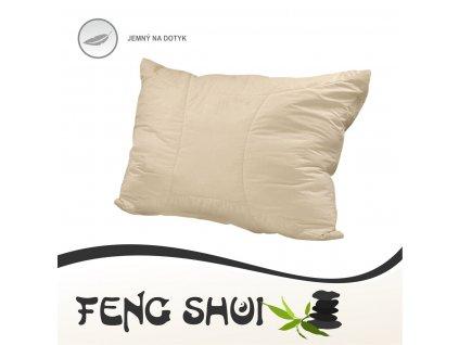 Komfortné vankúše Feng Shui 70x90 cm