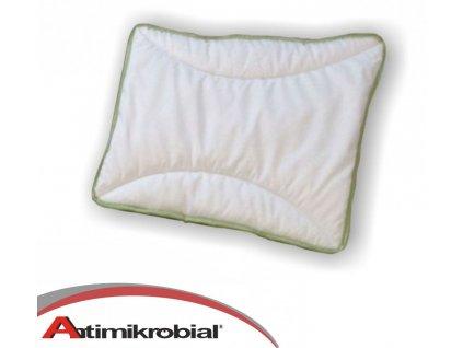 Antimikrobial detské antialergické vankúše