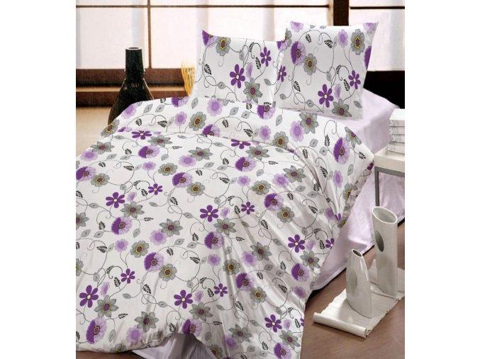 krepové obliečky Venezia violet