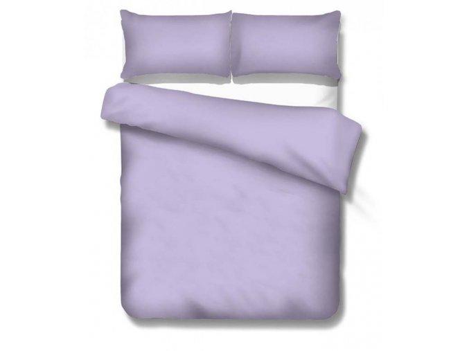 obliečky Satén lila